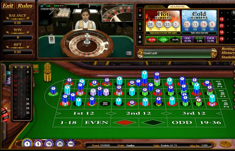 เล่นคาสิโน sbobet , Sbobet Casino