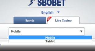 เว็บไซต์ พนันออนไลน์ , sbobet