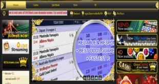 855bet Casino