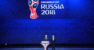 ตารางฟุตบอลโลก 2018