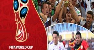 รัสเซีย เจ้าภาพบอล โลก 2018