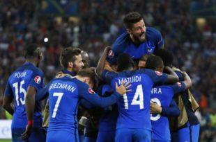 ทีมชาติฝรั่งเศส 2018