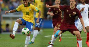 บราซิล Vs รัสเซีย