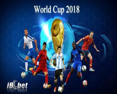 เว็บพนันบอลโลก 2018
