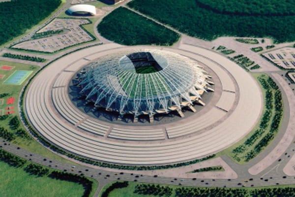 cosmos arena stadium